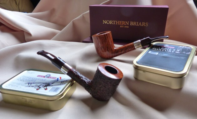 Northern Briars - 60th Anniversary Pipe